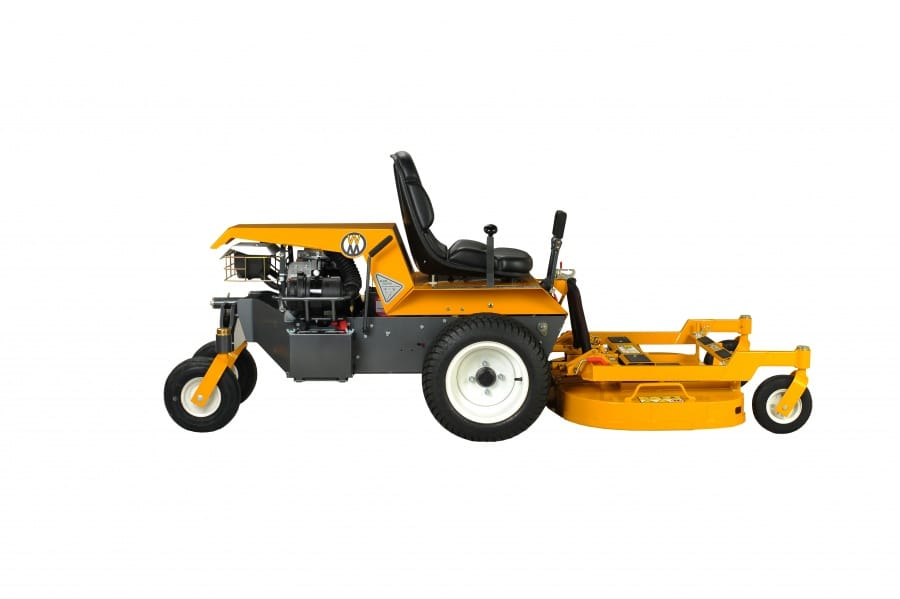 Frontmäher Profi-Technik MB 18 Walker Mowers