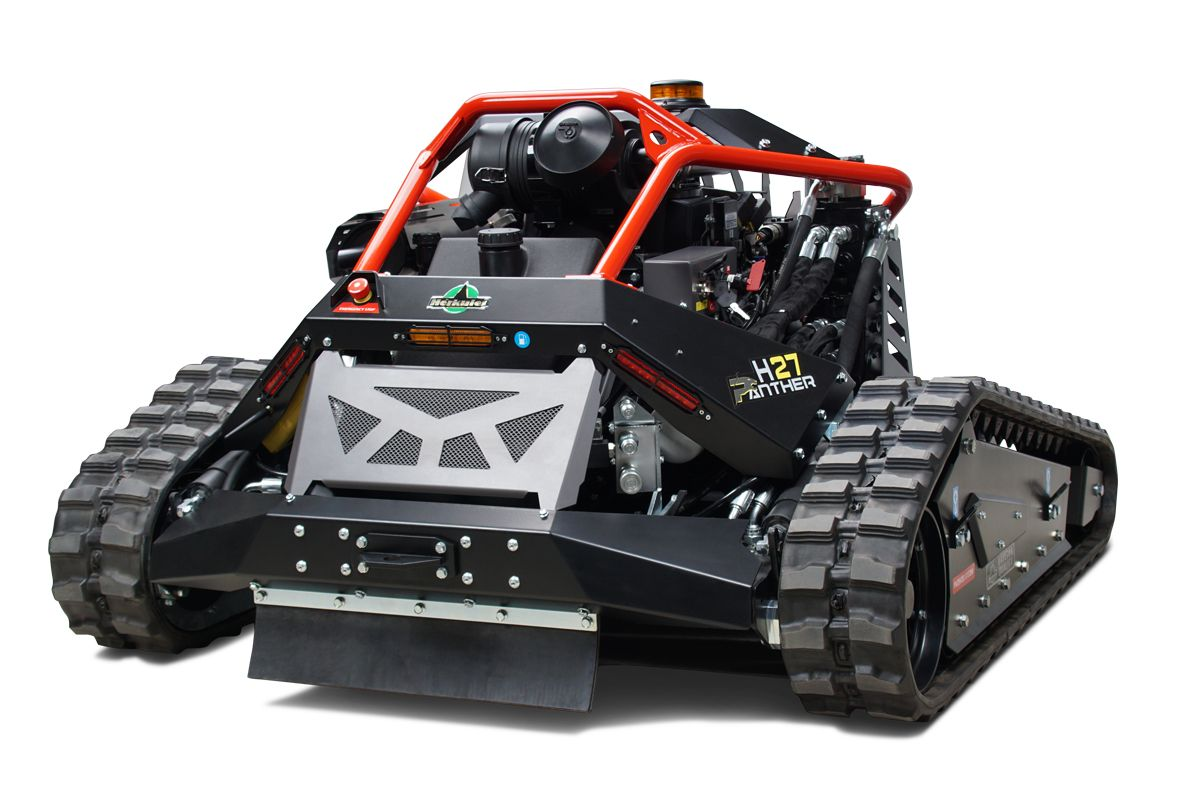 Herkules Panther H27 RC Heck